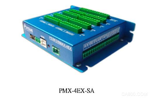 美国USB/RS485界面1-4轴运动控制器