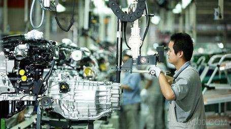 中国制造业的未来在自动化