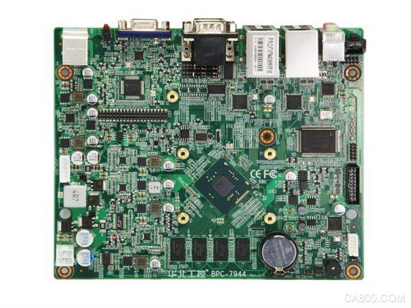 华北工控盒式电脑专用主板BPC-7944问世