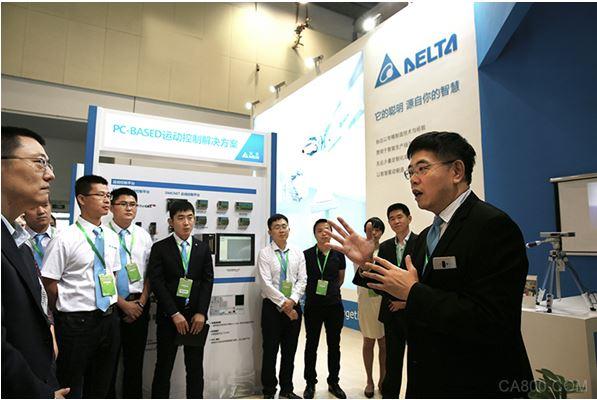 台达亮相2017苏州电子信息博览会