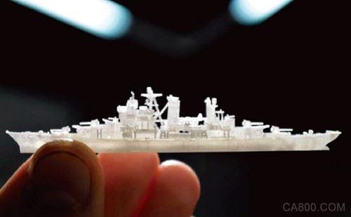 手指肚上可3D打印 未来的机器人将要有触觉了