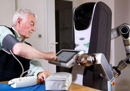 新松机器人CTO:未来服务机器人规模要超过工业机器人