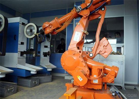 """河北""""机器人+人工智能""""布局再次释放新的产业信号"""