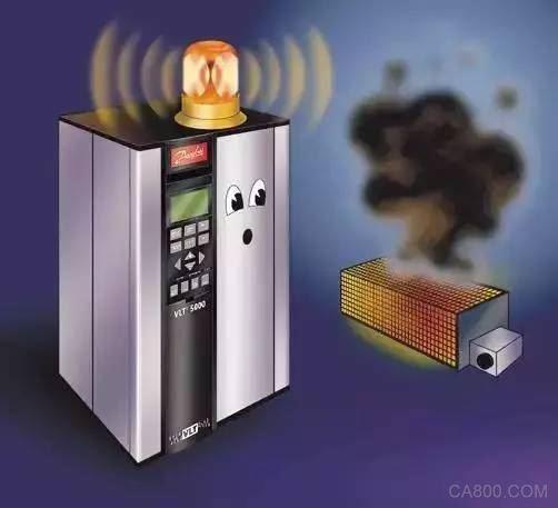 变频器一通电就炸机,究竟是什么原因?