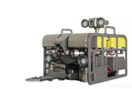 中科院成功研制出国内首套核电应急机器人