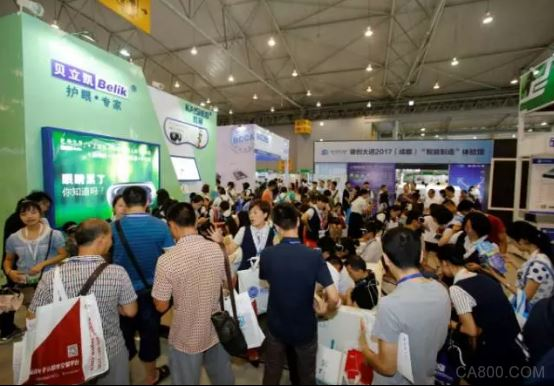 2017中国(成都)电子展:智能制造、VR创业项目最新观察