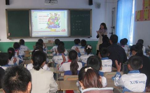 华北工控助力智能化教学新工具交互式电子白板