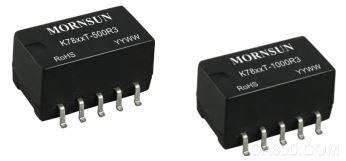 SMD封裝非隔離DC/DC電源模塊K78_T-500R3/1000R3系列