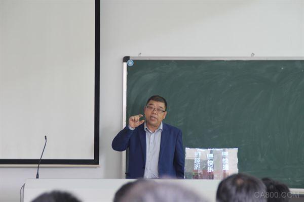 顾美自动化人才培育——华南农业大学宣讲会