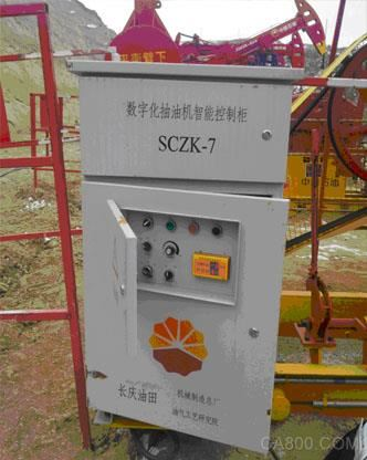 雷诺尔RNB2000-U变频器在悬梁式抽油机上的应用