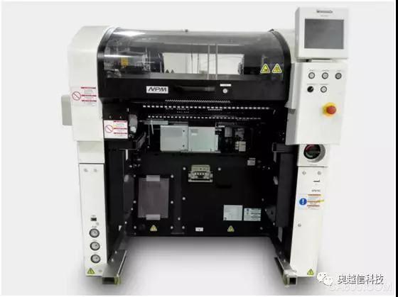 奥越信科技引进松下NPM-D3高速贴片机和BM221多功能机
