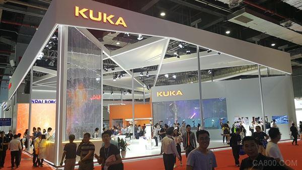 KUKA携两款首发新品亮相 2018 中国国际工业博览会(CIIF)