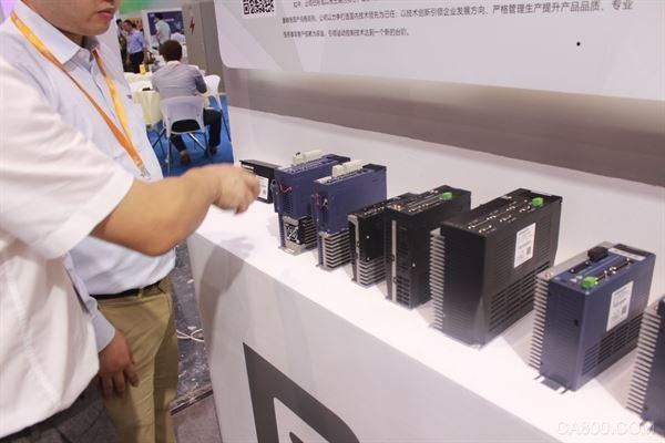 亮剑工博会!日鼎推出新一代GHA、F系列伺服驱动器