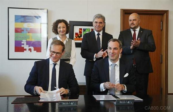 """西门子柏林投资6亿欧元建""""西门子城2.0""""创新园区"""