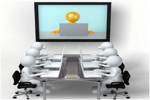 产品案例 华北工控NVR嵌入主板添翼视频会议