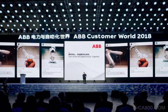 """坚持做领先的本地化企业  """"ABB电力与自动化世界""""展示最新技术成果"""