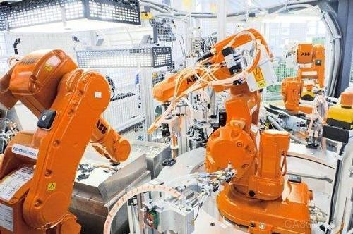 中国科学院开发新一代工业机器人