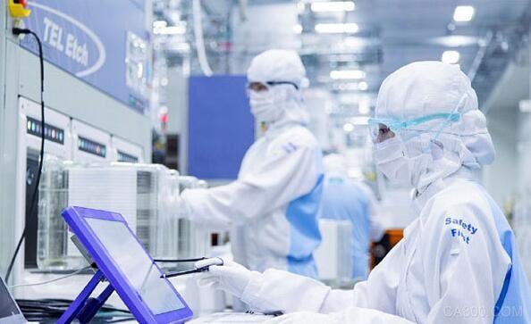 全球半导体制造设备销售或时隔4年转跌