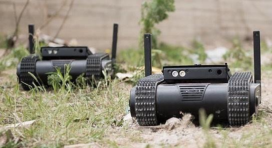日本防卫省将利用机器人技术应对人员不足