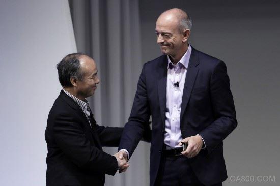 全力投入物联网 ARM拟在5年内IPO