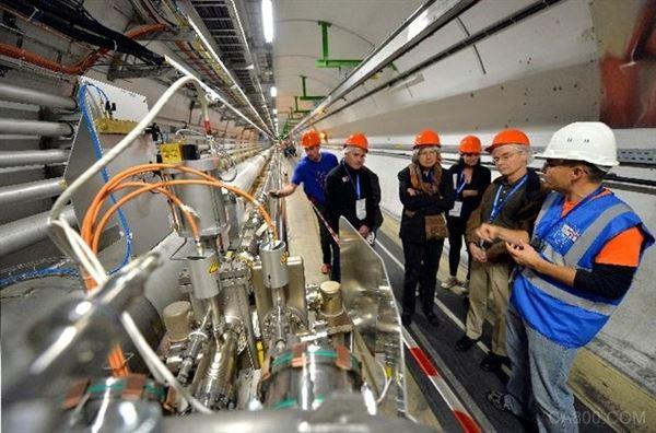 """欧洲核子研究中心公布""""未来环形对撞机""""设计报告 投巨资分两步建设下一代超级对撞机"""