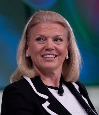 IBM CEO罗睿兰:过度监管可能会破坏数字经济