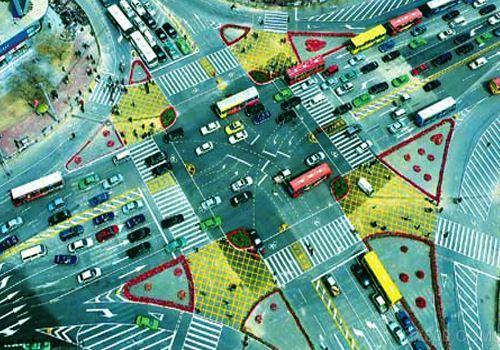 日本正利用量子计算或人工智能技术尝试改善拥堵交通