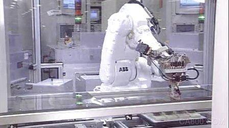 2018年ABB机器人及运动控制业务增长强劲