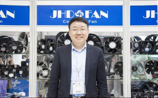 吉恒达产品取得新突破,用心制造IP68高性能散热风扇