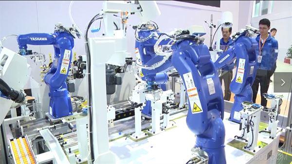 日本1至3月工业机器人订单额减少28.7%