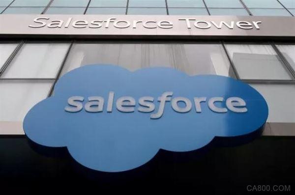 企业云服务公司Salesforce157亿美元收购Tableau