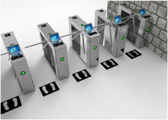 华北工控| 人脸闸机解决方案 打造高效率身份识别系统