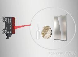 堡盟O200微型光电传感器:可靠检测难测物体