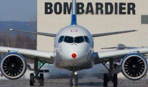 三菱重工收购庞巴迪小型客机业务