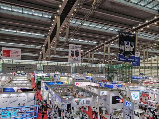 见证未来,2019华南自动化展 (IAMD SHENZHEN)在深圳华丽开幕
