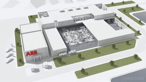 ABB上海全球最先进机器人工厂即将开工