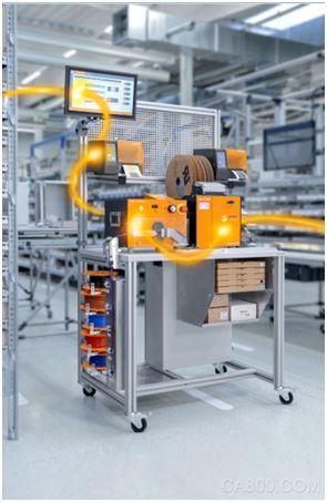 电缆装配简单高效 魏德米勒提供完整电气柜生产装配解决方案