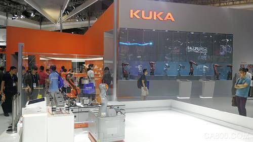 库卡Q2营收下降6% 利润同比下滑55%