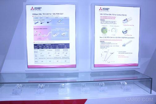 5G市场大势可为  三菱电机中国推出多款光器件新产品