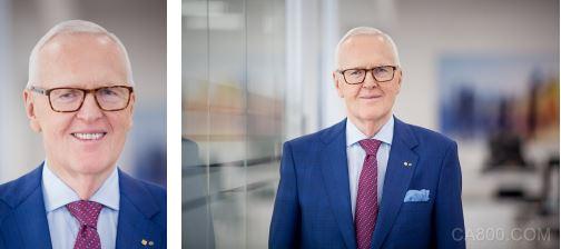 智勇、远见和才干的企业家 - 洪狄马(Dietmar Harting)庆祝他的80岁寿辰