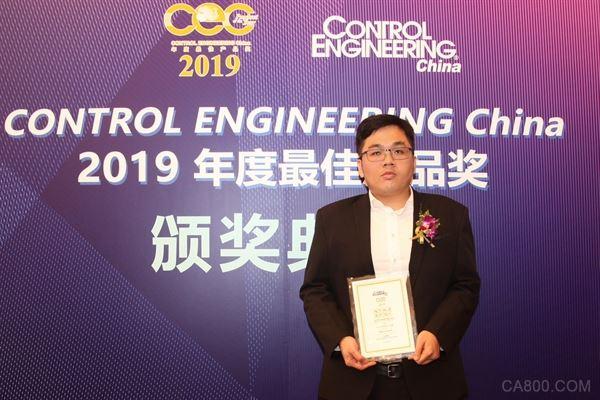 臺達PC-Based運動控制器AX864E系列、水平關節機器人DRS80LC系列喜提年度創新大獎