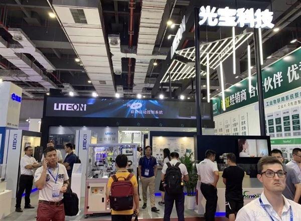 上海工博會首日 光寶新一代伺服系統ISA-8E和運動控制器RGE5032齊發