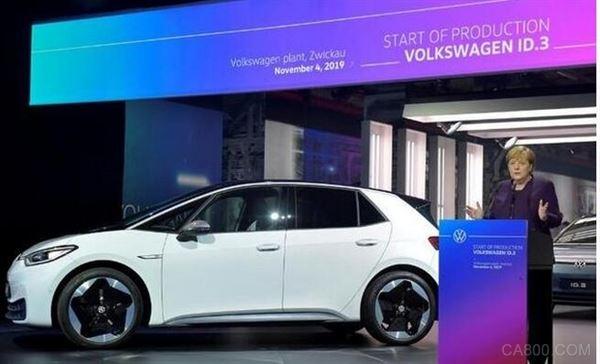 德国希望到2030年能有千万辆电动汽车上路