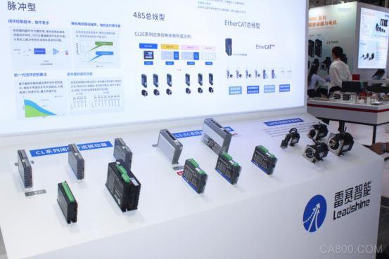 雷赛智能:聚焦3C、纺织�Μ����c了�c�^等行业应用 采用高质核心部件确保伺服产品一致性