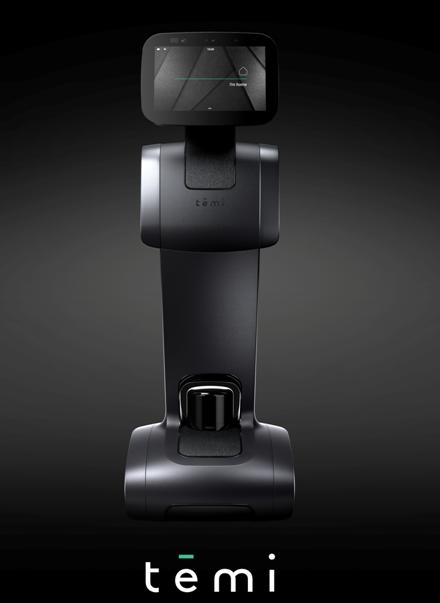 temi机器人开放平台定制 打造行业专属智能助手