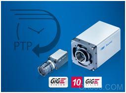 微秒級測量精度:支持精確時間協議的工業相機