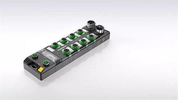 新品速遞   IP67防護等級管理型以太網交換機