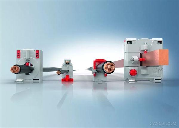 倍福 SCT 電流互感器完善了從傳感器到云端的端到端的功率測量鏈