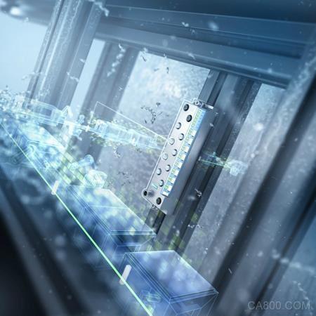西门子发布新一代 I/O 功能模块,防护等级高达 IP65/67