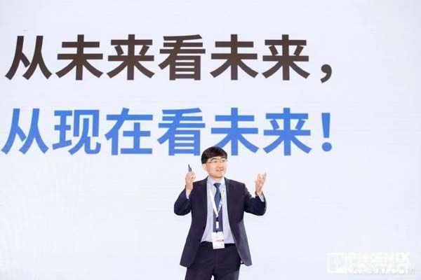菲尼克斯中国公司总裁顾建党:面对不确定,我们要协同行动